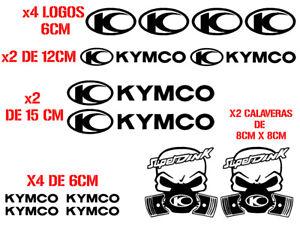 PEGATINA-VINILO-ADHESIVO-KYMCO-SUPERDINK-MOTO-VINIL-STICKER-DECAL-KIT-DE-14-unds