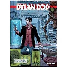 Dylan Dog 5 SB Tiziano Sclavi Angelo Stano Mysterie DÜSTER ZOMBIE DETEKTIV COMIC
