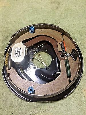 RAYBESTOS ALKO 761-6713 Electric Trailer Brake Assembly 12 x 2  LH FREE SHIP!
