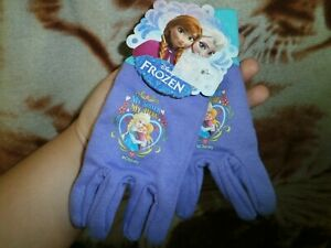 CLOSEOUT-SALE-Imported-FROM-USA-Disney-Frozen-Toddler-Gloves-1