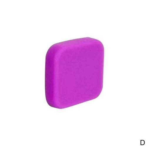 Housing Lens Cap Silicon Cover Soft Protective For GoPro Hero 5 8COLORS S8U2