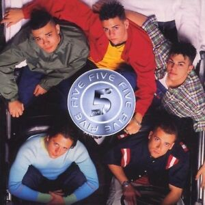 Five-Same-1998-CD