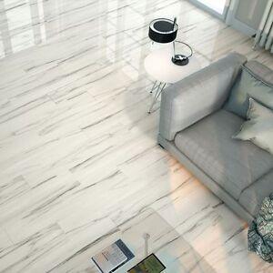 Great 1930S Floor Tiles Reproduction Thin 2 X 4 Ceiling Tiles Flat 2 X2 Ceiling Tiles 20 X 20 Ceramic Tile Youthful 2X4 Vinyl Ceiling Tiles Gray2X4 White Subway Tile Calcutta Glazed Porcelain Wall \u0026 Floor Tile 114 X 20cm   1m² | EBay