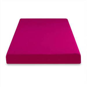 twin mattress set. Spa Sensations 5 Memory Foam Youth Twin Mattress Set Of 2 Multiple Colors Twin Mattress Set