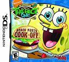 SpongeBob vs. The Big One: Beach Party Cook-Off (Nintendo DS, 2009)