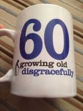 Item 1 60 Growing Old Mug 60th Birthday Gifts For Men Him Husband Gift Ideas