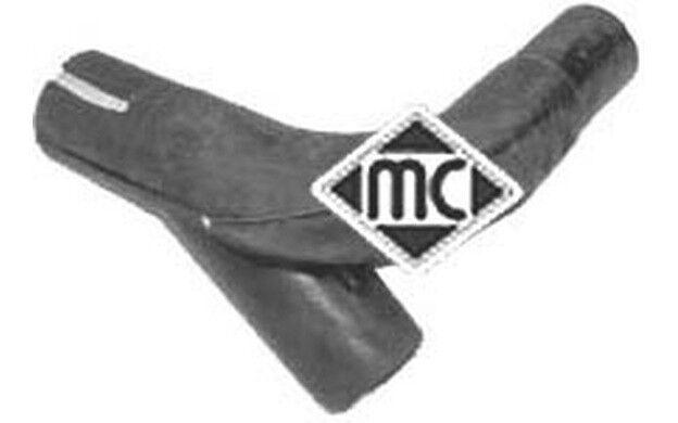 METALCAUCHO Tubería de radiador para RENAULT MEGANE SCENIC LAGUNA DACIA 09156