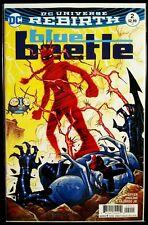 BLUE BEETLE #2 (Rebirth 2016 DC Comics) Comic Book NM