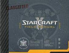 StarCraft Field Manual by Rick Barba (2015, Hardcover)