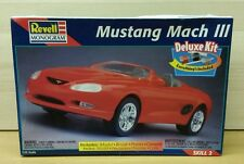 Revell Monogram  Mustang Mach III Partial Build  Model# 88-6645