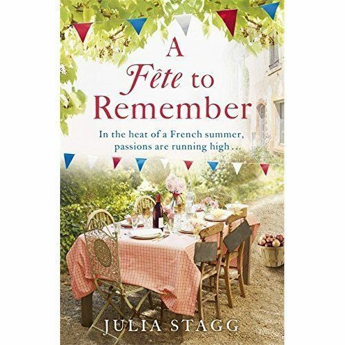 1 of 1 - Stagg, Julia, A Fête to Remember: Fogas Chronicles 4, Very Good Book