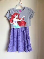ARIEL  Disney DRESS FOR  GIRLS SIZE M (7-8)