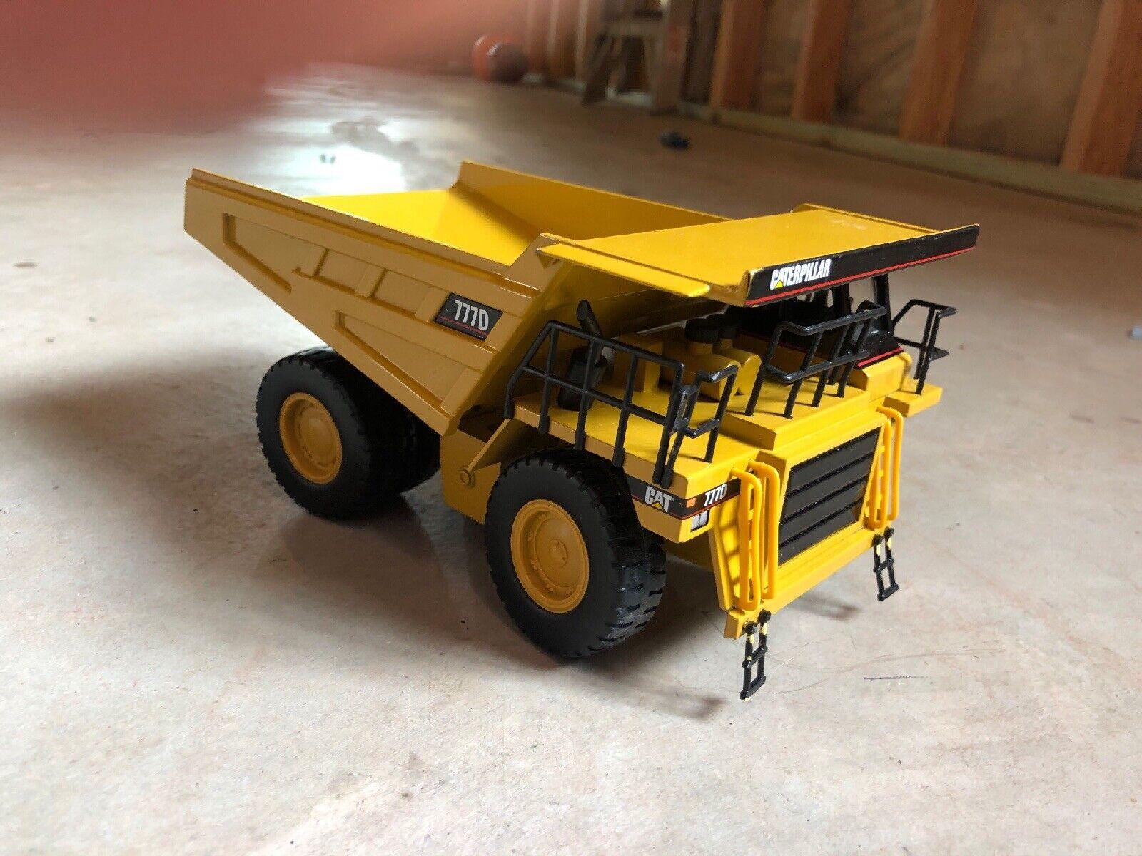 1 50 Norscot Cat Caterpillar 777D Haul Truck Dump Truck