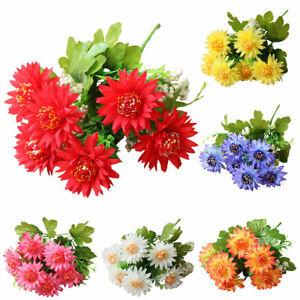 Am-1Pc-Artificial-African-Daisy-Flower-Floral-Bouquet-Wedding-Garden-Decor-Can