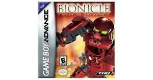 Bionicle-Maze-of-Shadows-Game-Boy-Advance-Game-Used