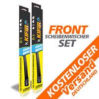 HYBROX Scheibenwischer Wischerblättersatz 700/550R mm / SH700550RF7
