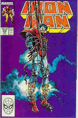Iron Man # 232 (Barry Windsor-Smith) (USA, 1988)