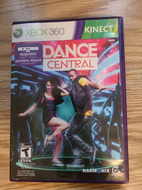Dance Central - 1 Original - cib - 2010 - XBox 360 Microsoft