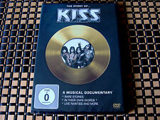 1 4 U: Kiss : The Story Of DVD Rockumentary : Sealed