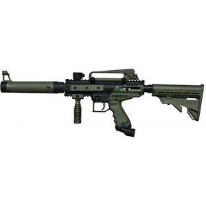 Tippmann-Cronus-Tactical-Paintball-Gun-Marker-Semi-Automatic-Olive