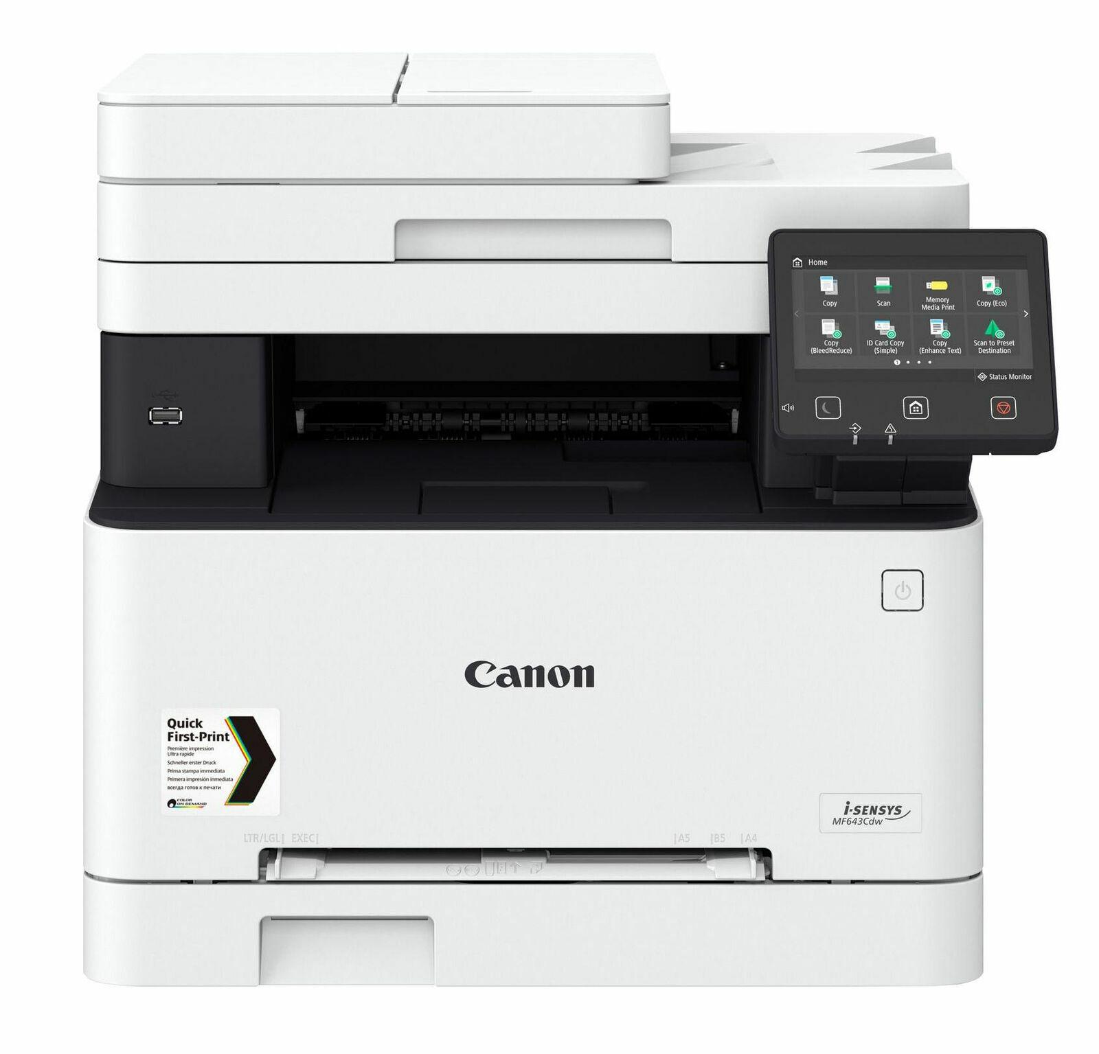 Canon i SENSYS MF20Cdw multifunktionaler Laserdrucker online ...