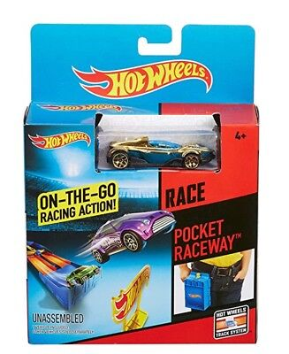 Inventivo Nuovo Hot Wheels Pocket Raceway