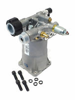 New 2600 psi PRESSURE WASHER Water PUMP Campbell Hausfeld GIANT GXH2525 3/4