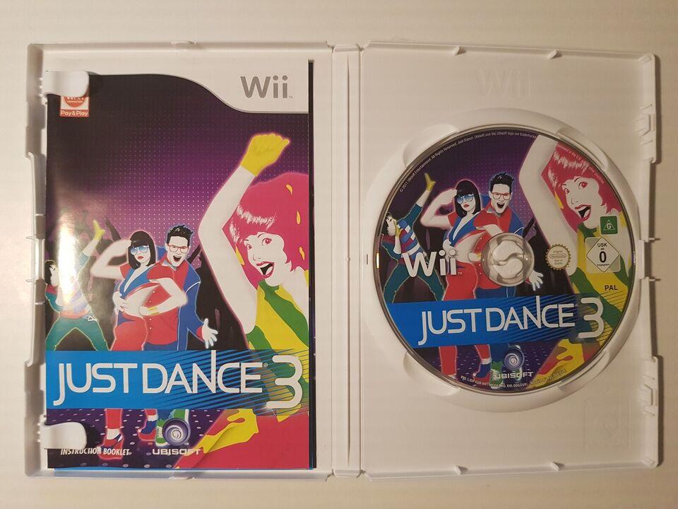 Just Dance 3, Nintendo Wii