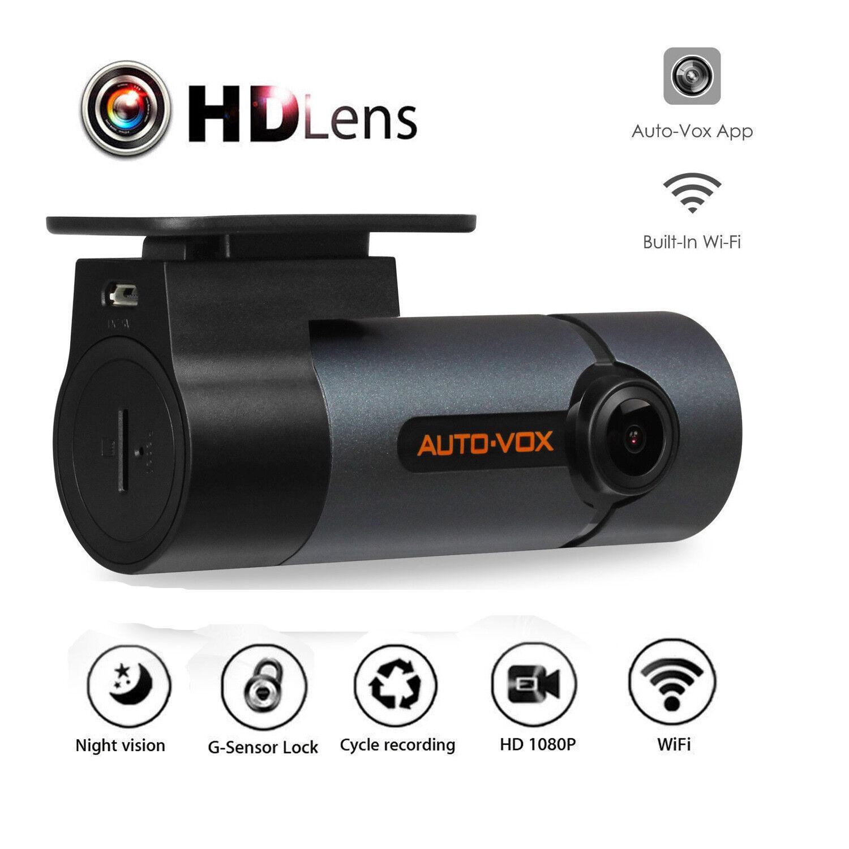 s-l1600 AUTO-VOX D6 Pro FHD 1080P Car DVR WIFI Dash Cam Video Recorder Camera G-Sensor