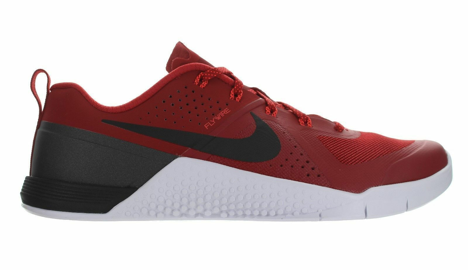 quality design 14dd0 62275 ... NEW NEW NEW NIKE METCON 1 (BLACK RED WHITE) 704688-616 ...
