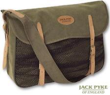 Jack Pyke DUOTEX Verde Cazadores Juego Bolsa mensajero de hombro de asa larga perro caza