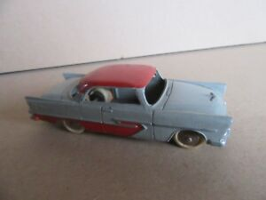 990h Vintage Dinky 24d Plymouth Belvedere 1:43
