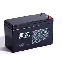 Upg 12v 7ah Battery Replacement For Apc 400, 420 Alarm Security System