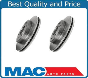 Front Brake Rotors /& Ceramic Pads 2 For 04-08 Ford F150 4x4 6 Stud