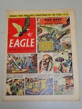 EAGLE #48 VOL 6 DECEMBER 2 1955 BRITISH WEEKLY DAN DARE SPACE ADVENTURES*