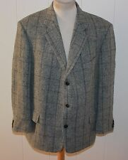 MARIO BARUTTI Harris Tweed  Sakko Gr.  28  Business Jacket luxus fein hochwertig