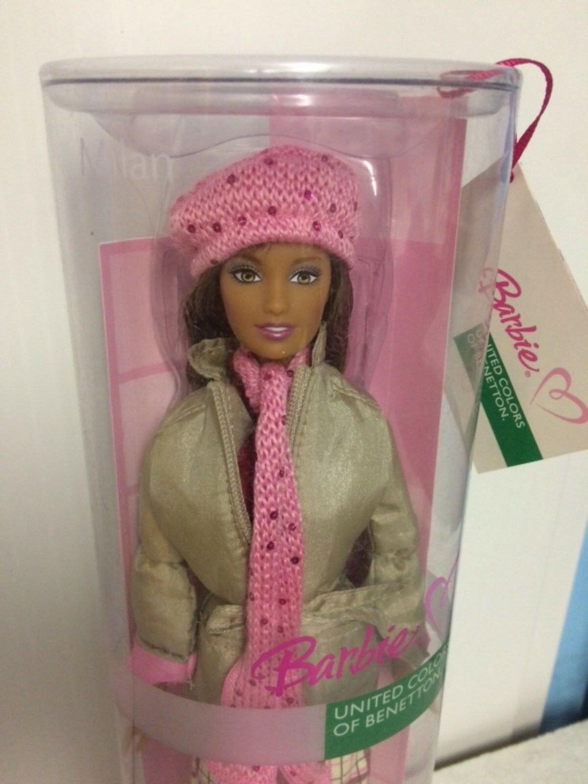 Fashion fever, Benetton exclusive Milan barbie doll