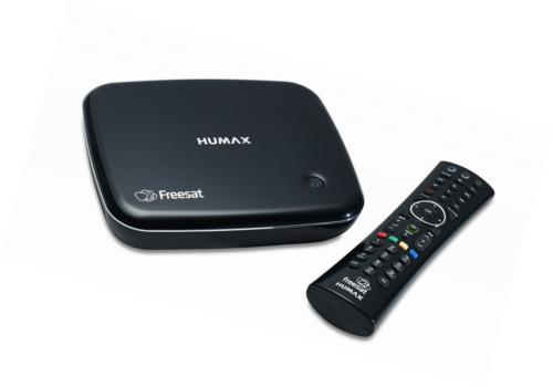 1 of 1 - Humax HB-1100S HD TV Freesat Receiver (requires Satellite dish)