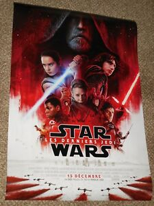 Stamps Star Wars  Last Jedi French limited edition