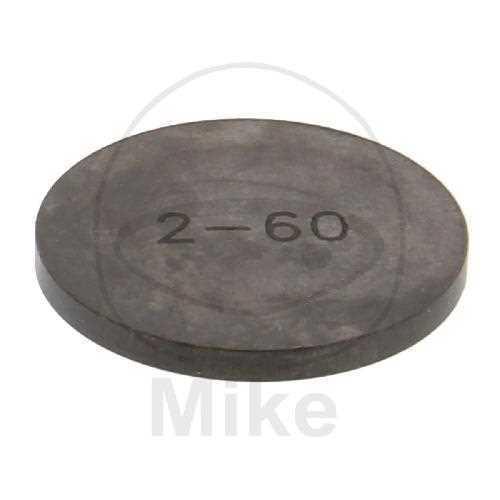 Metelli Ventil-Shim 29.50 mm 2.60 03-0560