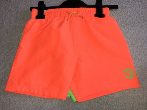 Confezione da 2 Pantaloncini Ragazzi SEIM verde e rosso età 5-6