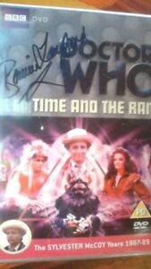 Doctor-Who-Time-and-the-Rani-DVD-Signed-autograph-Bonnie-Langford-Mel