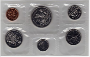 ROYAL-CANADIAN-MINT-COINS-PROOF-LIKE-SET-1970-NO-TAX-PRIVATE-COL
