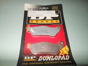 DP Sinter Front Brake Pads 94.3X37X7.6 KTM HUSA CAGIVA APRILIA YAM TM ++ # DP617