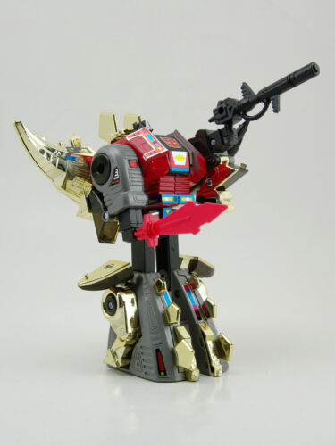 Transformers G1 Dinobot Desery Warrior Snarl Autobot Box Set Misb Brand New