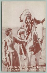 Criterion-Theatre-NYC-Lois-Wilson-Pittsburgh-PA-Arapaho-Chief-Yellow-Calf-1923