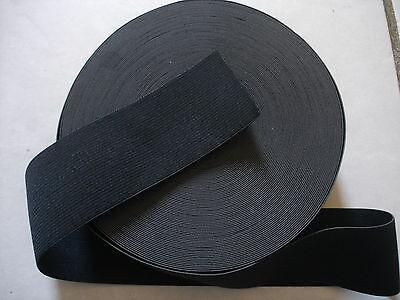 4* yards.White*11//2 inch heavy duty elastic band