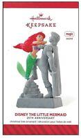 2014 Hallmark Disney The Little Mermaid 25th Anniversary Sound Magic Ornament