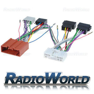 Mazda-2-3-5-6-MX5-RX8-Handsfree-Bluetooth-Parrot-Adaptor-ISO-Lead