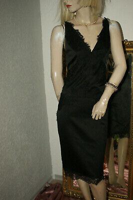 Schwarzes Kleid * Etuikleid * Abendkleid schwarz elegant ...